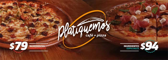 Platiquemos Pizza and Cafe