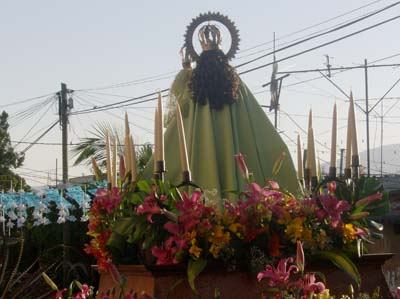 Ajijic Fiesta October